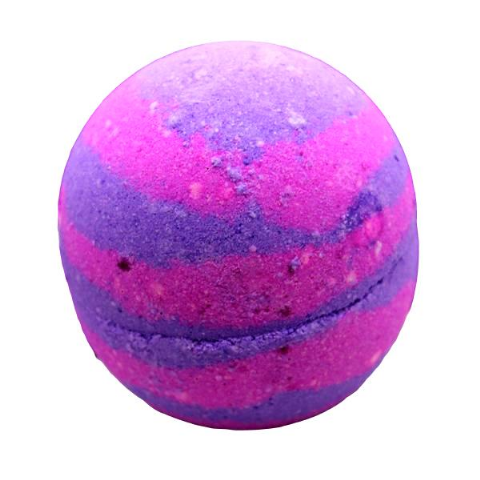 Small World Bath Bomb With Toy Shopkins Figure Inside